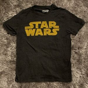 Star Wars Dark Gray Tee